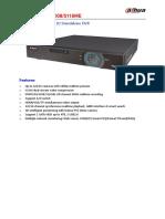 DH--DVR5104 5108 5116HE