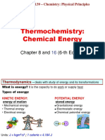 Thermo Chemistry