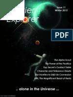 Frontier Explorer 11