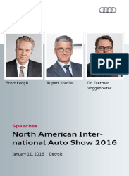 Speeches NAIAS 2016