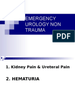 Emergency Urology Non Trauma