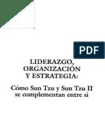 Liderazgo Organizacion y Estrategia de Sun Tzu