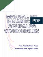 Manual de Dinamicas de Grupo CDI