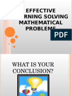 THE EASIEST WAY TO SOLVE THE PROBLEMS IN.ppt
