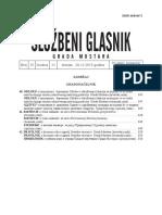 Broj 15 godina XI Mostar, 29.12.2015.godine hrvatski, bosanski i srpski jezik