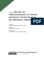 Handbook on Advancements in Smart Antenna