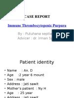 Case Report (Itp)