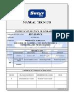 ITO 10 05 Ed1 Instrucción Tecnica Operativa_ Investigacion de Accidentes y Enfermedades Profesionales