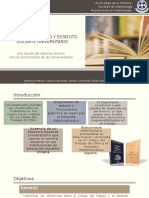 Código Del Trabajo y Estatuto Docente Universitario