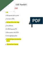 Game Goal Sheet WG