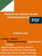 Presbiterial Sinodal