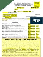 EDTech Leadership Non P 12 Degree Program YourFirstName YourLastName