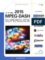 The 2015 MPEG DASH Superguide