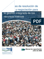 Manual Resolución de Conflictos Cap-Net