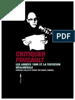Critiquer Foucault
