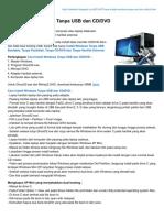 Cara Install Windows Tanpa USB Dan CDDVD
