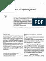 Anatomia Clinica Del Aparato Genital Femenino