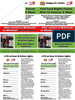 FFRs Forum & Protest... 130116