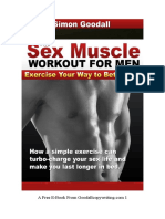 The Sex Muscle Workout for Men