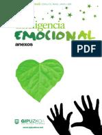 Programa Inteligencia Emocional Fichas Secundaria 14 16