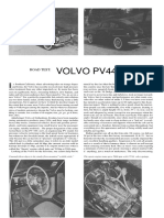 Pv 444 Road Test April 1957