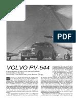 Pv 544 Road Test November 1963