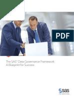 Sas Data Governance Framework 107325 Copy