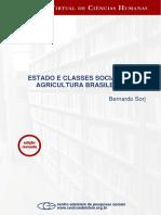 SORJ, Bernando. Estado e Classes Sociais Na Agricultura Brasileira.pdf
