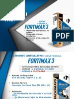 Presentación Técnica - Fortimax 3