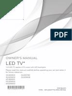 manual lg televisor smart 47