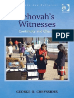 Jehovah's Witnesses