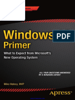 Aprendiendo con windows 10
