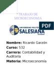 Ensayo Sobre El Crecimiento Economico Ecuatoriano