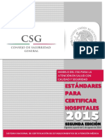 2aEdicion EstandaresHospitales2015 SE
