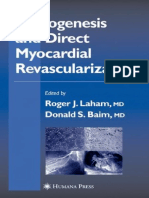 Angiogenesis and Direct Myocardial Revascularization