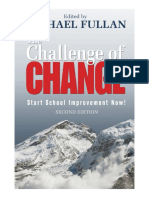 Fullan 2009 the Challenge of Change