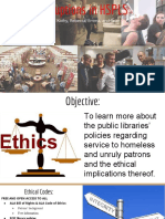 ethical survey