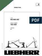 Hs845 Manual Tecnico