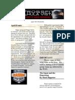 April 2010 Newletter