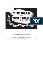 Road to Serfdom in Cartoons