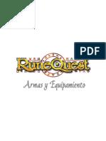 Objetos runequest