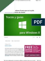 Configura Tu Windows 8 Par