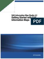 SAS Information Map Studio 4.2