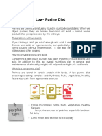 low purine diet-2015