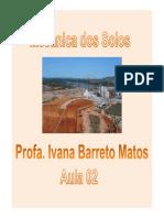 AULA02 MSOLOS (Origem e Formacao Solos)