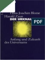 Blome, Hans Joachim & Zaun, Harald - Der Urknall
