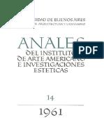 Revista Anales no. 14