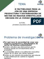Presentacin proyecto Mashua