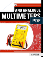 A Guide to Digital & Analogue Multimeters - Ian Poole