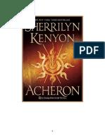 KENYON Sherrilyn - 25 - Acheron.traduzione Automatica Ita